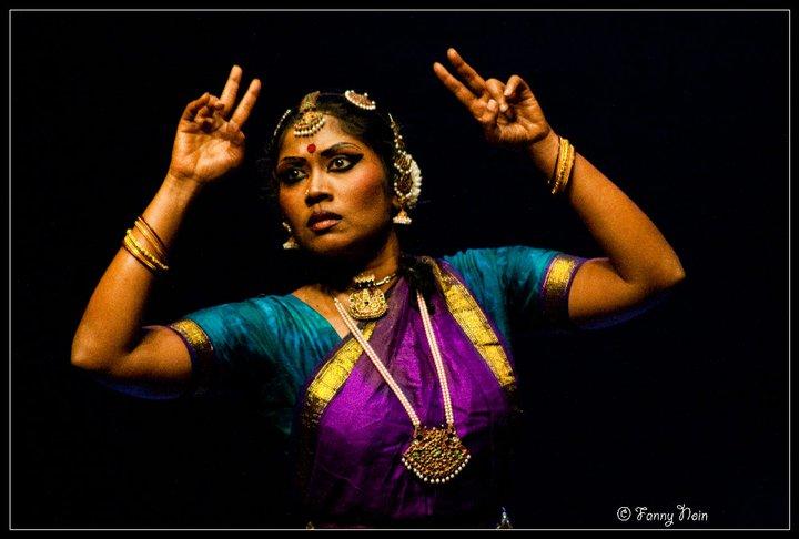 Bharatanatyam Workshops mit Sangeeta Isvaran